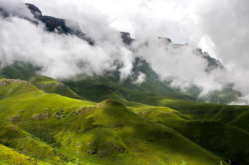 UNESCO World Heritage Site #264: Maloti-Drakensberg Park