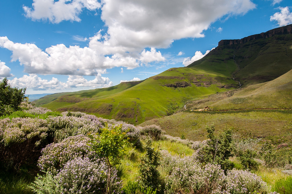 UNESCO World Heritage Sites in Lesotho