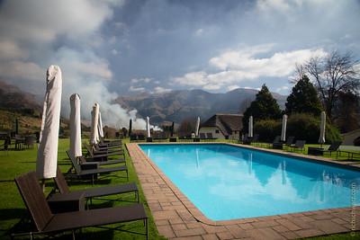 Champagne Castle, Drakensburg