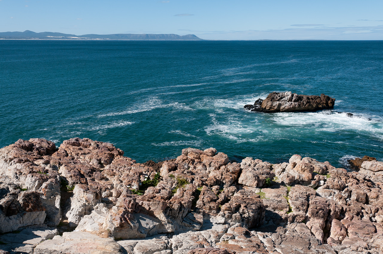 Scenery in Hermanus, South Africa