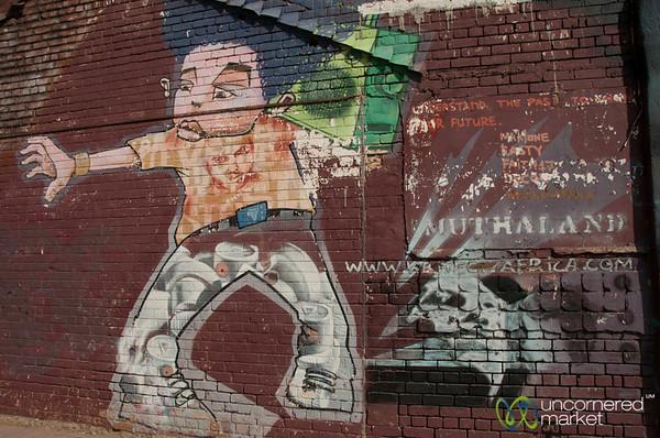 Johannesburg Street Art - South Africa