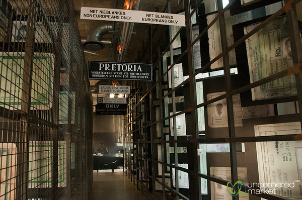Apartheid Museum - Johannesburg, South Africa