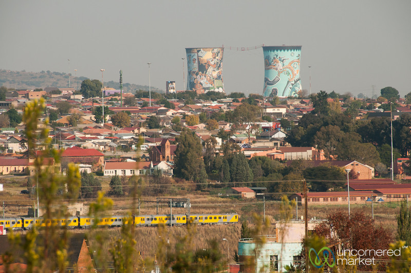 Soweto Views, Orlando Power Plant - Johannesburg, South Africa