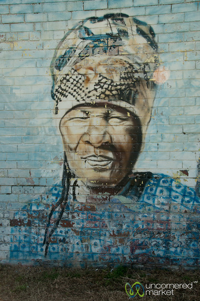 Johannesburg Street Art - South Africa