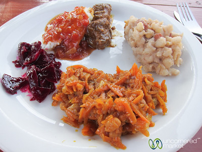 South African Food in Soweto - Johannesburg, South Africa