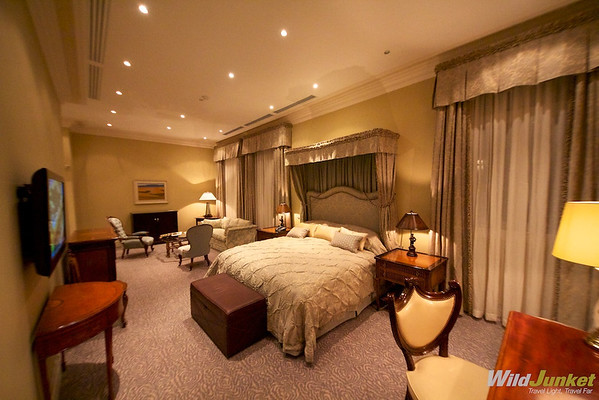 One of the Suites at Monarch Hotel