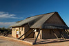 Twee Rivieren camp, Kgalagadi Transfrontier Park, South Africa.  August 7th, 2017