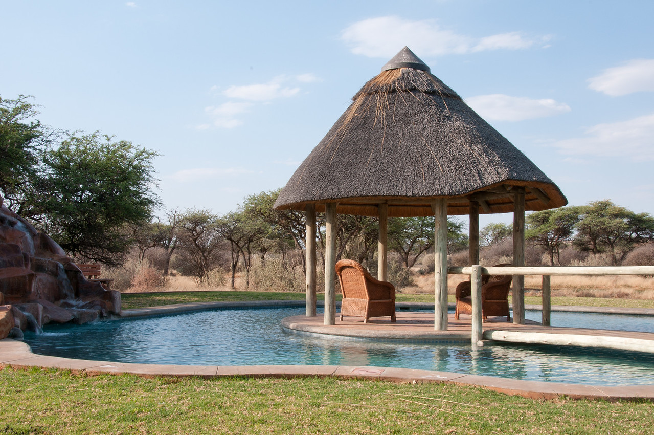 Mattanu Private Game Reserve in South Africa