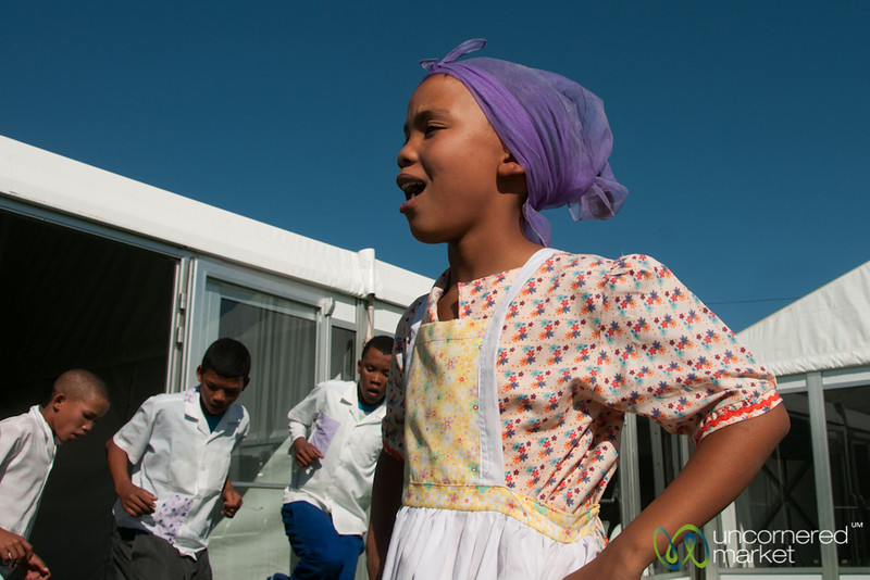 Nama Singing and Dancing - Northern Cape, South Africa