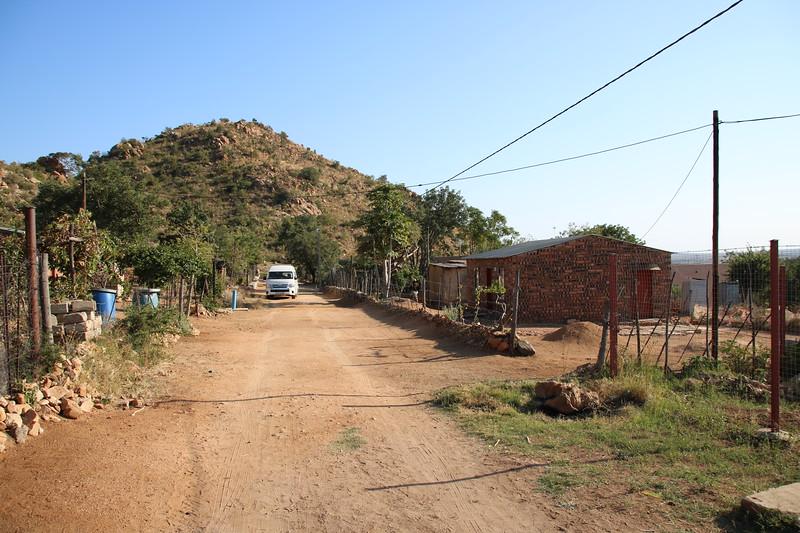 Thabaphaswa Köyü Ziyareti