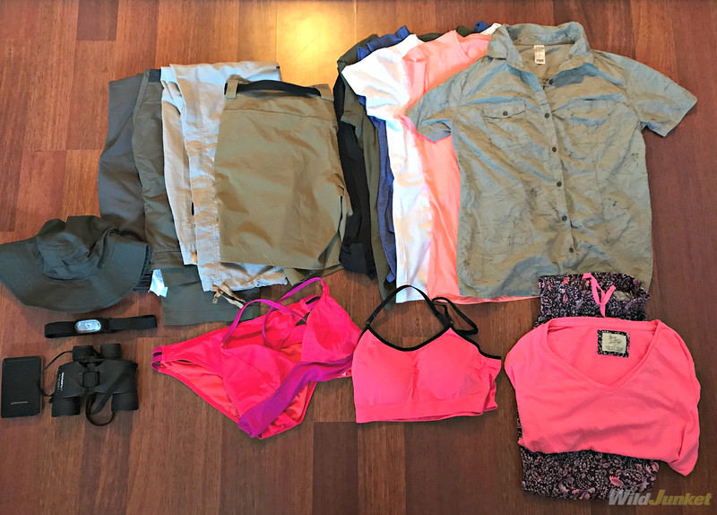 f0747709227e2 What to Pack for Safari  A Detailed Packing List – Wild Junket ...