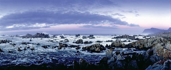 Kleinmond coast