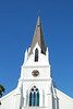 The Mother Church or Die Moederkerk, at the top of Church Street, in Stellenbosch was established by Simon van der Stel in 1679.
