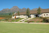 Ernie Els Winery , a beautiful 72-hectare farm on the slopes of the Helderberg mountain