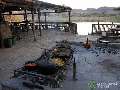 Breakfast Braai (BBQ) - Northern Cape, South Africa