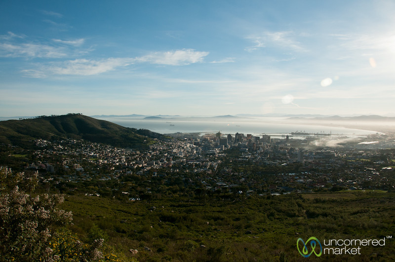 Table Mountain Views - Cape Town, South Africa