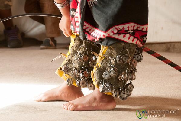 Sangoma (Traditional Healer) Dance Dress - Masiphumelele, Cape Town