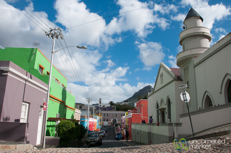 Colorful Bo Kaap - Cape Town, South Africa