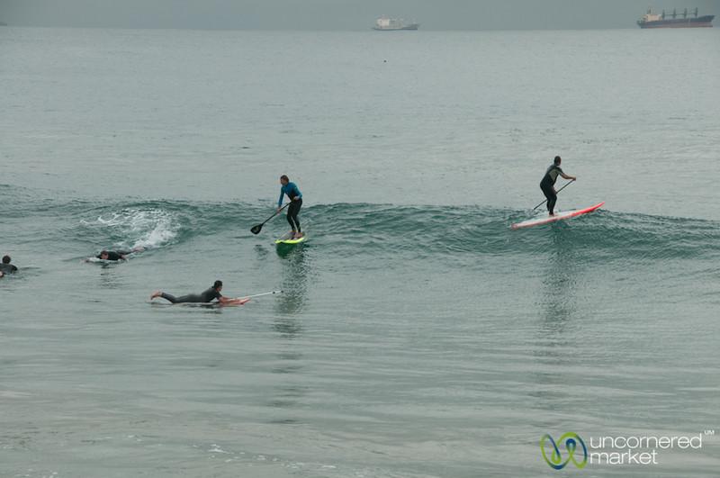 Surfing in Durban - KwaZulu-Natal, South Africa