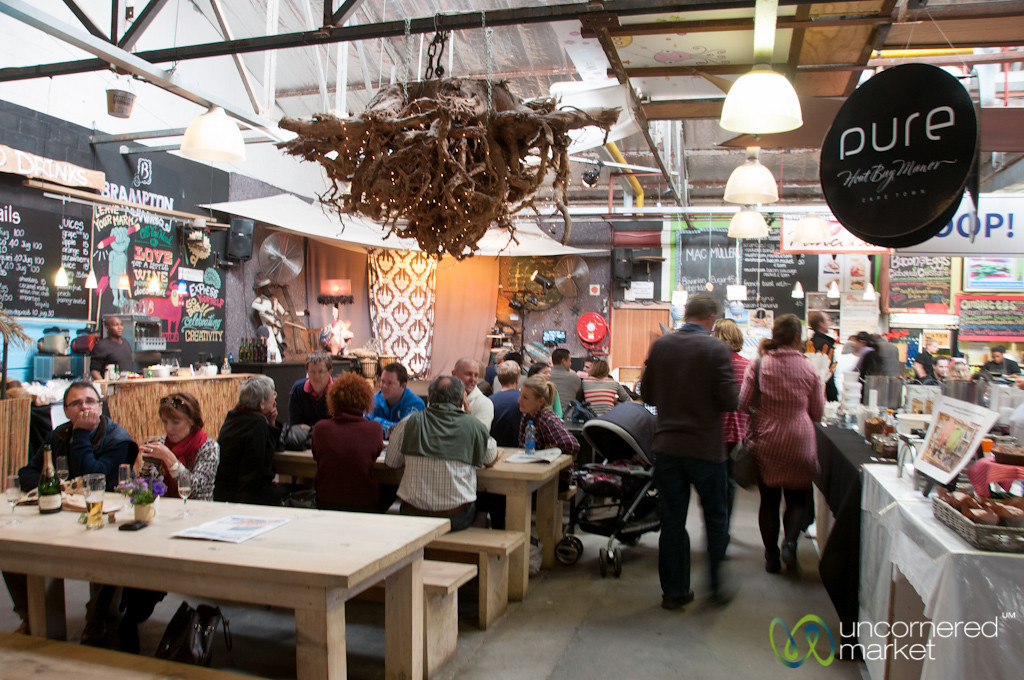 Hout Bay Weekend Market - Cape Town, South Africa