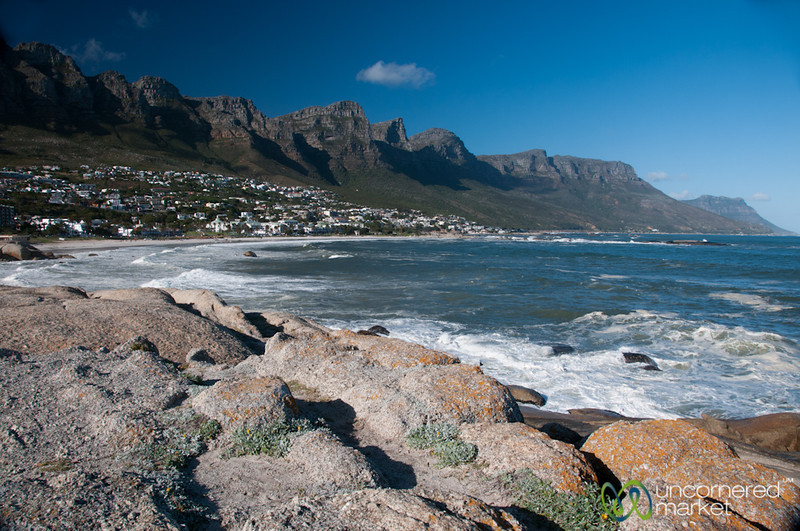 Camps Bay and Twelve Apostles - Cape Town, South Africa