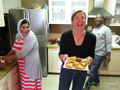 Cooking Fun in Bo Kaap, Cape Town