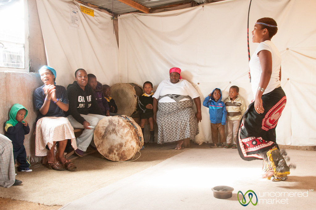 Songoma Dance and Music - Masiphumelele Township, Cape Town