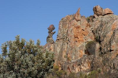 Cederberg Wilderness, rock formation