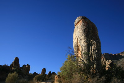 Cederberg Wilderness rock formations