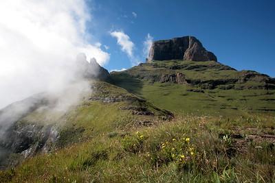The Sentinal, uKhahlamba/Drakensberg Park