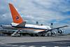 """ZS-SPC Boeing 747SP-44 """"South African Airways"""" c/n 21134 Paris-Charles de Gaulle/LFPG/CDG 14-06-97 (35mm slide)"""