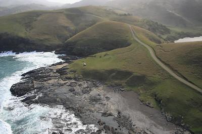 Transkei coast
