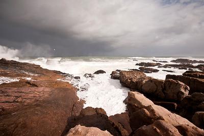Lambert's Bay coastline
