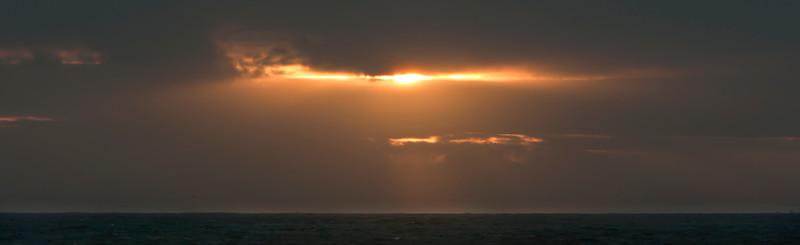 Sunset, Lambert's Bay