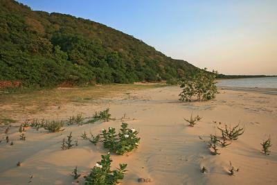 Lake Sibiya, largest freshwater lake in South Africa