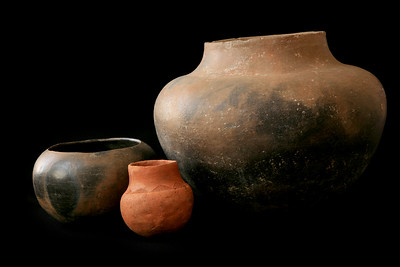 Ceramics from Mapungubwe Hill and K2