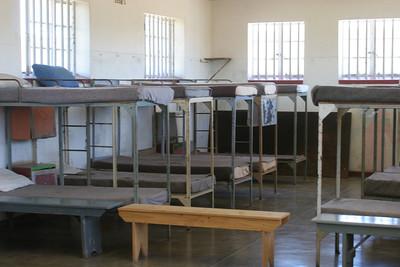 Prisoner's barricks