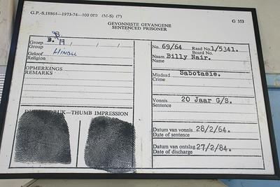 Prisoner's ID