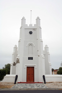 The Anglican Church on the island was built in 1841