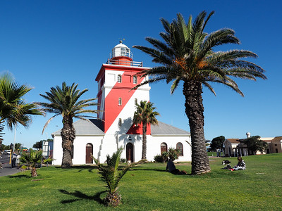 Green Point Lighthouse in Cape Town