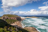 Robberg Marine and Nature Reserve, Plettenberg Bay, Western Cape, South Africa.
