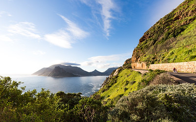 Chapman's Peak Drive and Hout Bay