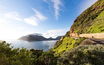 Chapman's Peak Drive and Hout Bay