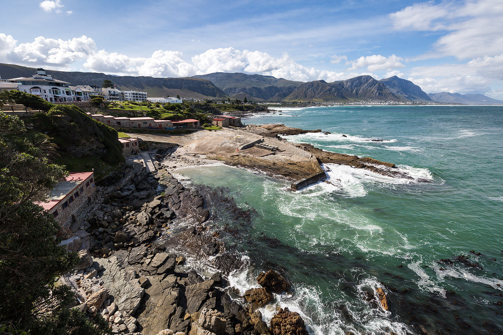 The Old Harbour of Hermanus