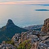 Panaramic View from Tabletop Mnts. Capetown