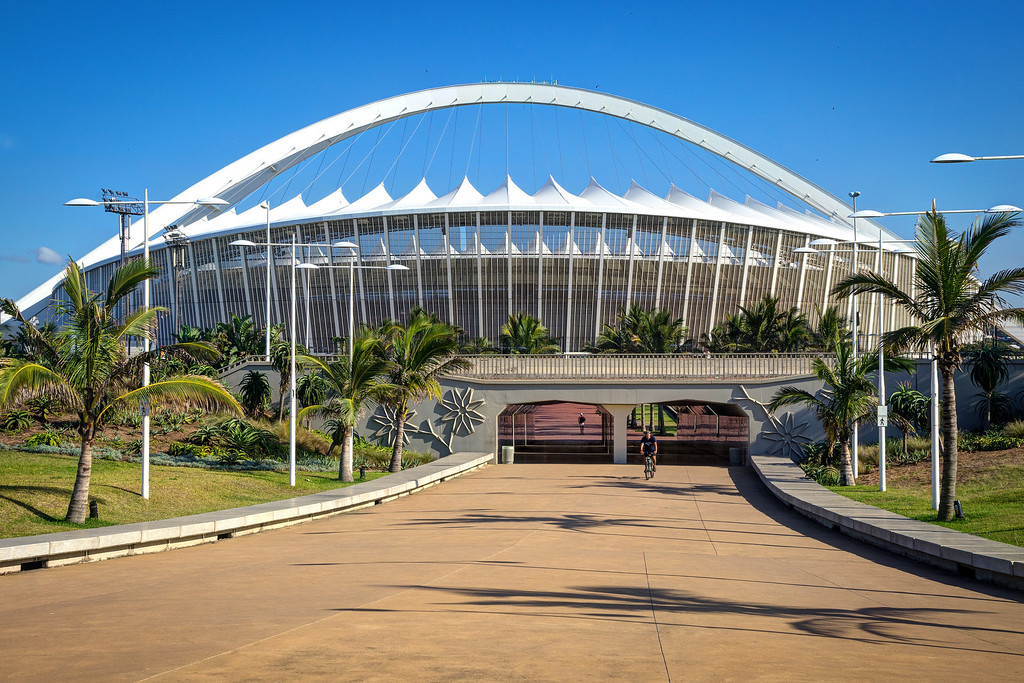 Moses Mabhida South Africa