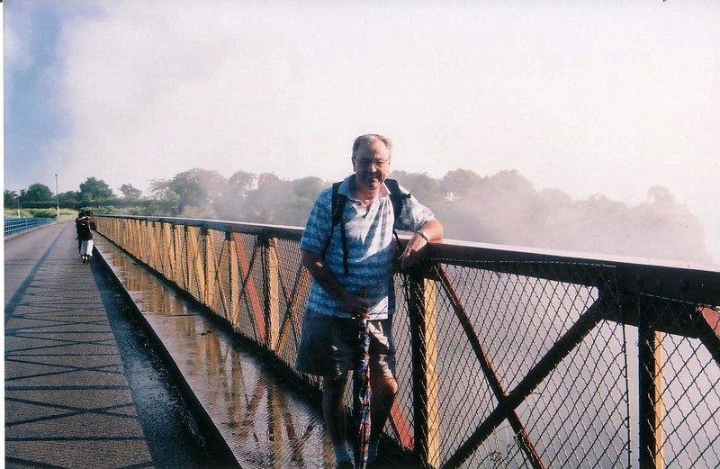 The Victoria Falls bridge 2002