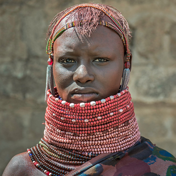 Turkana Girl, Christmas Day 2013