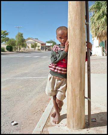 Boy in Bethanie, Namibia