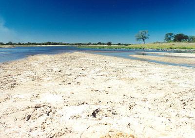 Near Maun, Botswana